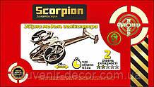 Сборная модель Вертолета Скорпион