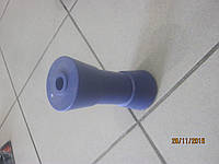Килевой ролик прицепа синий, диаметр 16мм, длина 235мм