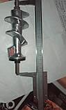 Шнек до електром'ясорубці MOULINEX-(квадрат 10мм), фото 2