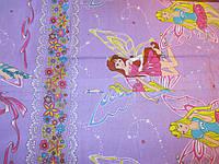 Постельное белье детское с рисунком