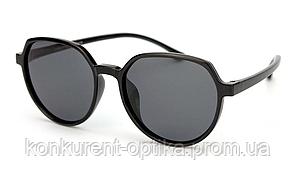Овальные солнцезащитные очки для детей полароид