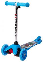 Самокат Maraton Mini (Синій )