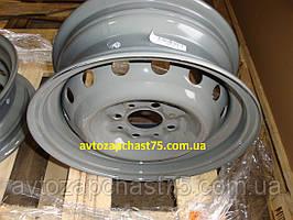 Диск колісний ваз 2101, 2102, 2103, 2104, 2105, 2106, 2107 сірий R13H2x5.0 ET29 (Accuride, АвтоВаз, Росія)