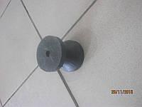 Килевой ролик прицепа опорный, диаметр 76мм