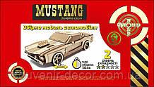 Сборная модель автомобиля Мустанг