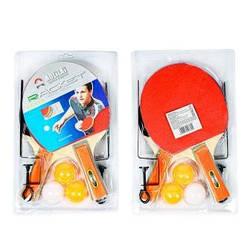 """Теніс наст.BT-PPS-0059 ракетки (1,1см,кол.ручка)+3м""""яча+сітка пласт./50/"""