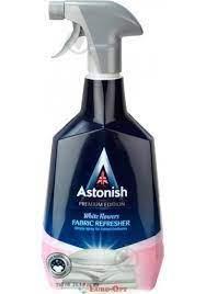 Пятновыводитель Астониш для всех видов тканей от пятен жира и масел Astonish Fabric Stain Remover 750 мл