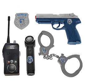 Игровой набор Полицейский в кейсе Simba Toys 8108525