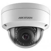 2Мп купольна IP вуличні / внутр відеокамера Hikvision DS-2CD1121-I(E) (2.8 мм)