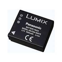 Акумулятор для фотоапарата Panasonic CGA-S007/S007E (1000 mAh)