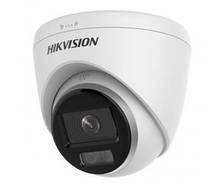 2Мп IP ColorVu камера з видимої підсвічуванням Hikvision DS-2CD1327G0-L (2.8 ММ)