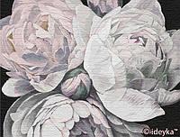 Картина по номерам Краски пиона Идейка 50 х 65 см (KHO13114)