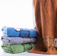 Банные полотенца Версаче-Завиток