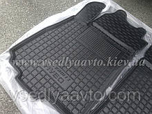 Водительский коврик в салон CHEVROLET Aveo с 2012 г. (AVTO-GUMM)