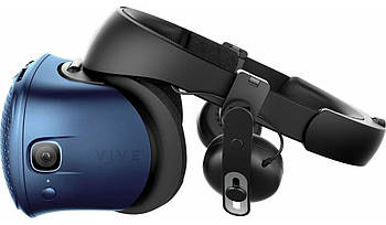 Gogle VR HTC Vive Cosmos + Adapter