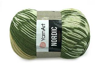 YarnArt Nordic, №651