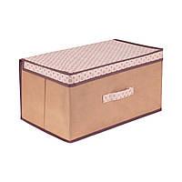 Короб для зберігання речей Тарлєв 50*30*25 см (62178)