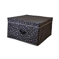 Короб для зберігання речей Тарлєв 43*47*25см, мікс (258557)