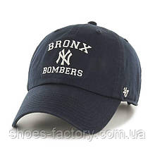 Кепка унісекс 47 Brand Script Yankees Bronx Bombers (B-RGWSC17GWS-NYA)
