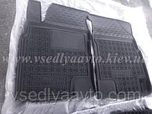Передние коврики NISSAN Primera (P12) (AVTO-GUMM)