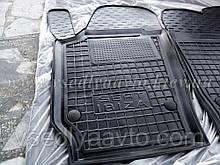 Водительский коврик в салон Seat Ibiza с 2012 г. (Avto-gumm)