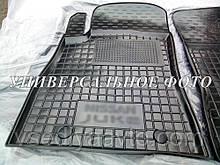 Водительский коврик в салон Seat Ibiza с 2017 г. (Avto-gumm)