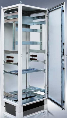 Шкаф щит стойка ящик металлический распределительный 2000х600х400