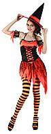 Ведьмочка - взрослій карнавальній костюм