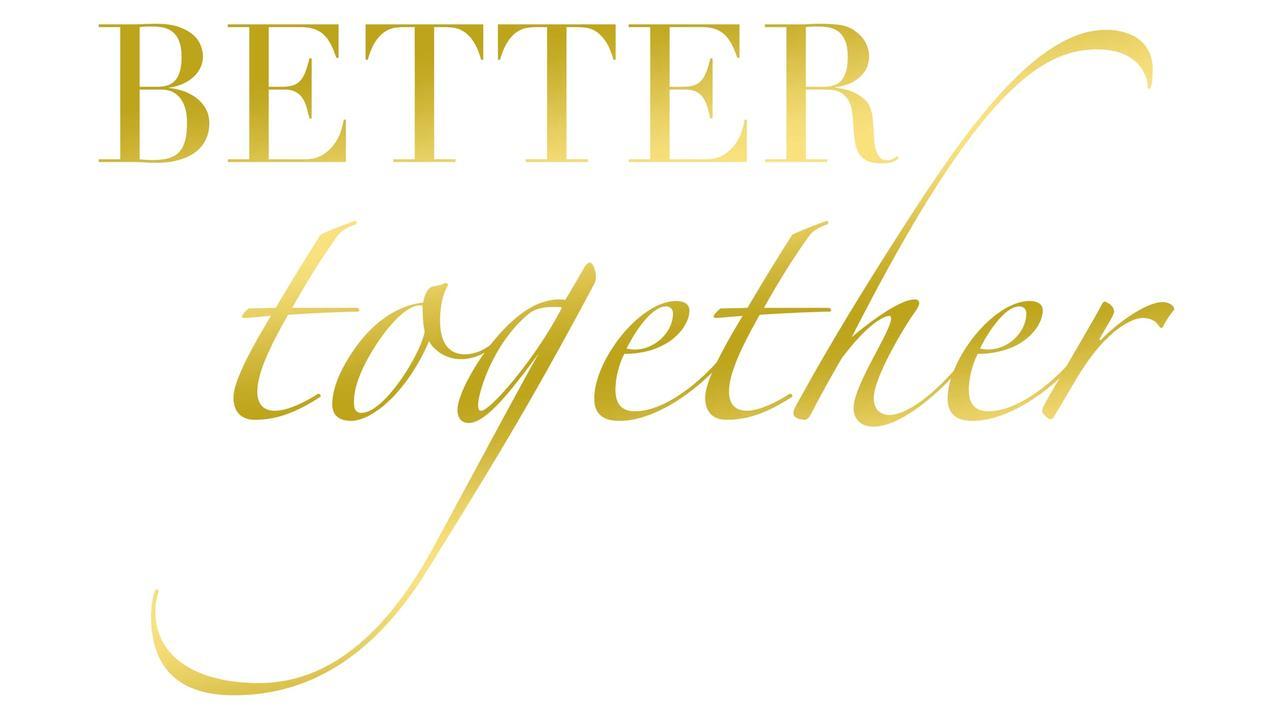 """Налейка Better together дзеркальне золото (18"""")25х14 см"""