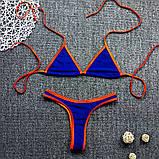 Спокусливий і яскравий купальник для ідеальної засмаги - 4 кольори, фото 9