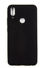 Чeхол-накладка Dengos Carbon для Meizu Note 9 Black (DG-TPU-CRBN-44)