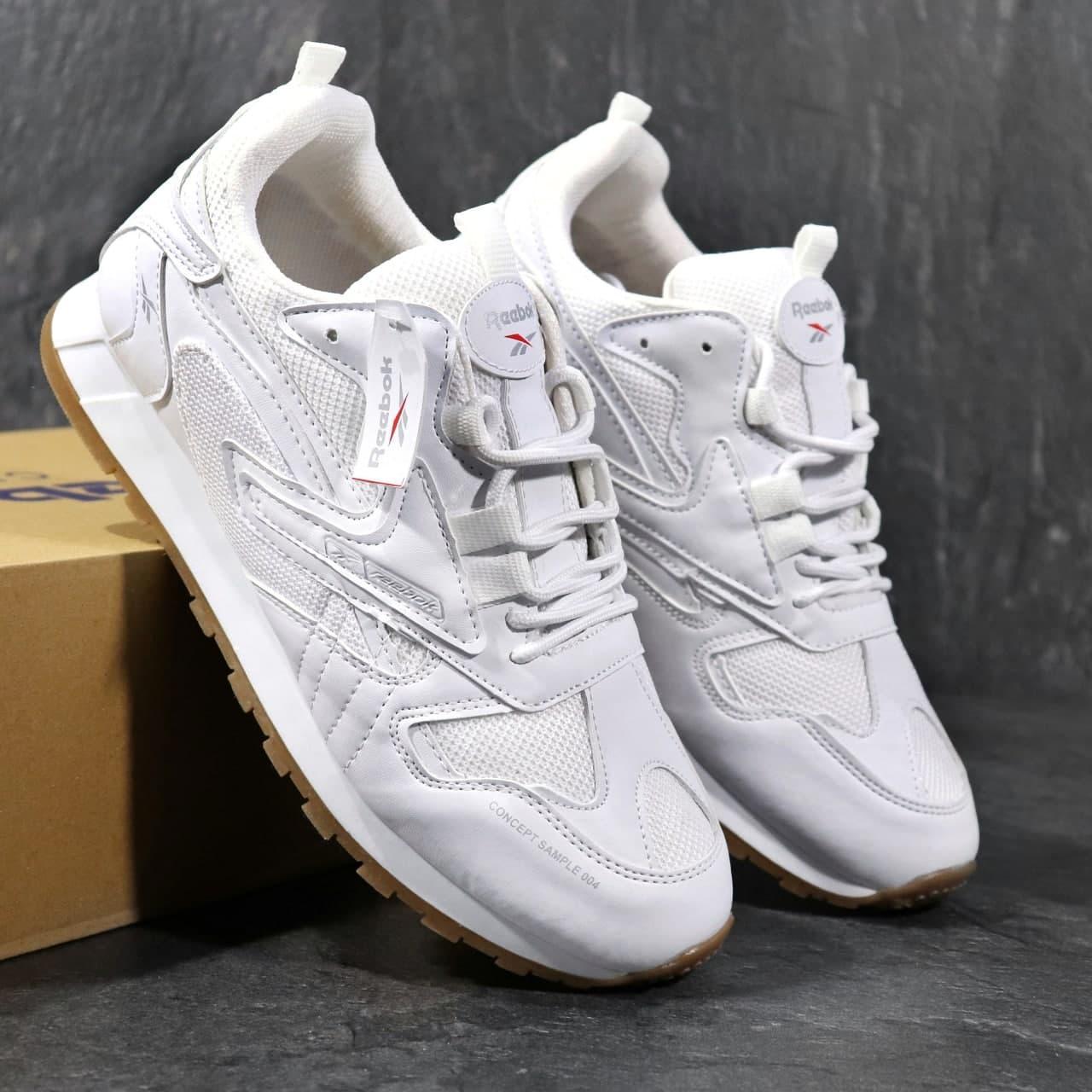 Чоловічі кросівки Reebok Concept Sample 004 White