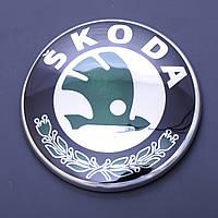 Логотип эмблема Skoda 88мм, фото 1