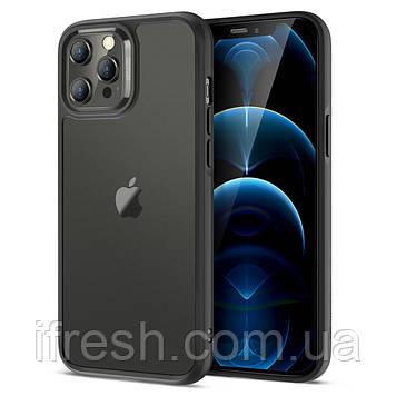 Чехол ESR для iPhone 12 Pro Max Ice Shield (Mimic), Black (3C01201350101)