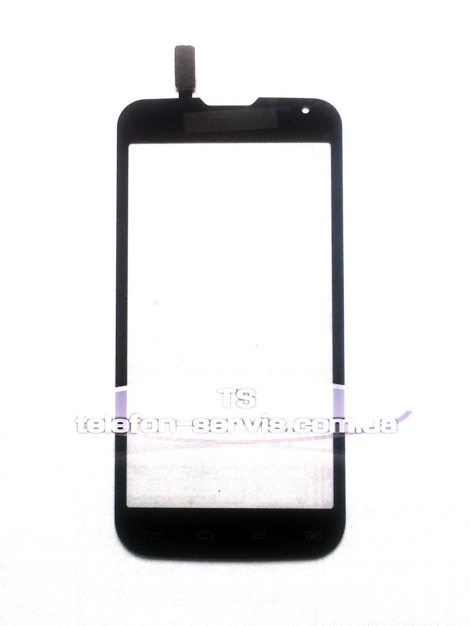Сенсорний екран LG D410 Optimus L90 Dual SIM, чорний
