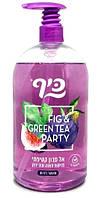 Рідке мило Keff Інжир та зелений чай Silky Soapless Soap Fig & Green tea 1 л, арт.356182