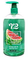 Рідке мило Keff Кавун та м ята Silky Soapless Soap Water melon & mint 1 л., арт.356175