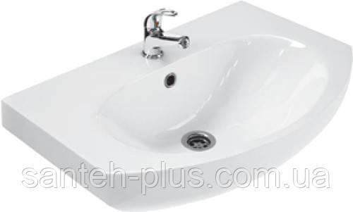 Тумба для ванной комнаты Грация Т5 с умывальником Лотос-60, фото 2