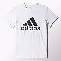 Футболка Adidas с логотипом Logo (Артикул: S23015)