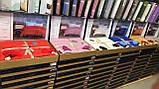 Хлопковое Вязанное Покрывало Простынь Плед с Кисточками 220*240 см Серое Турция Elita Новинка, фото 4