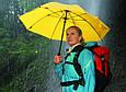 Механический  зонт EuroSCHIRM Swing W2U6-CW5/SU17685 оранжевый, фото 9