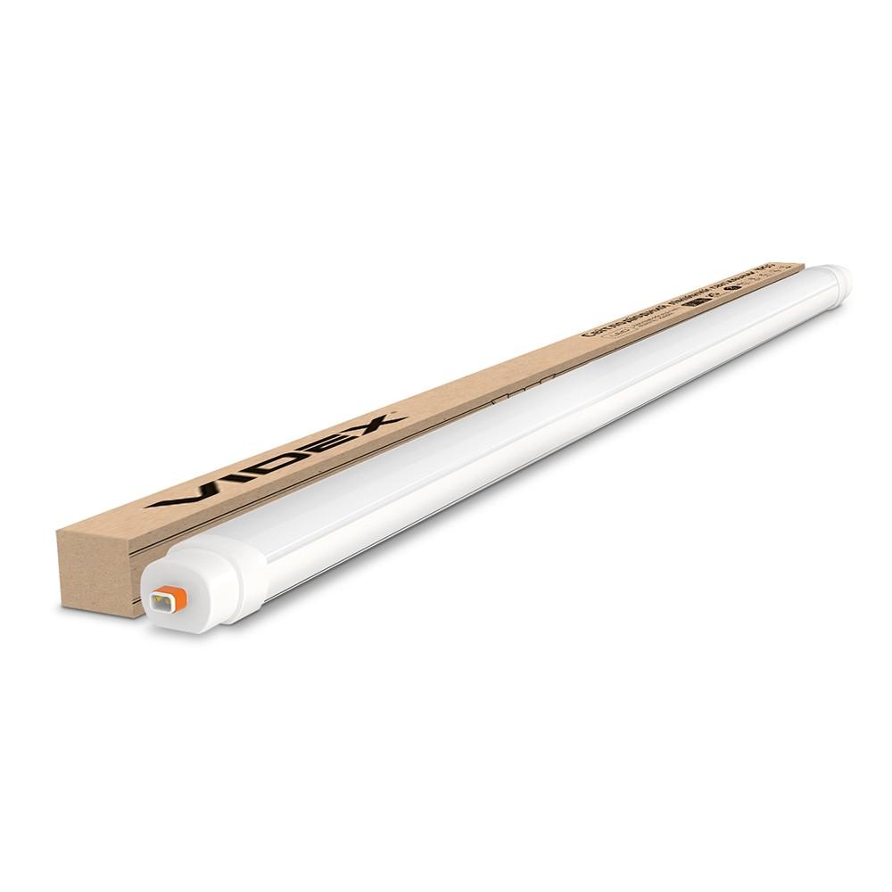LED светильник IP65 линейный магистральный VIDEX 36W 1,2М 5000K (VL-BNWL-36125)