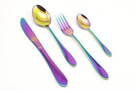 Набір столових предметів A-PLUS Rainbow