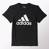 Футболка Adidas с логотипом Logo (Артикул: S23014)