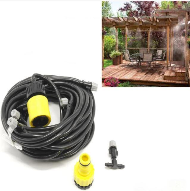 Туманообразователь для альтанок і саду Patio Mistcooling Kit