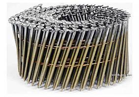 Цвяхи барабанні для пневматичної цвяхозабивні пістолета VOREL 64 х 2.5 мм 3000 шт