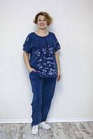 Трикотажный женский костюм, фото 1