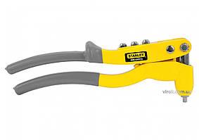 Заклепочник ручной поворотный STANLEY для заклепок O=2-5 мм 260 мм