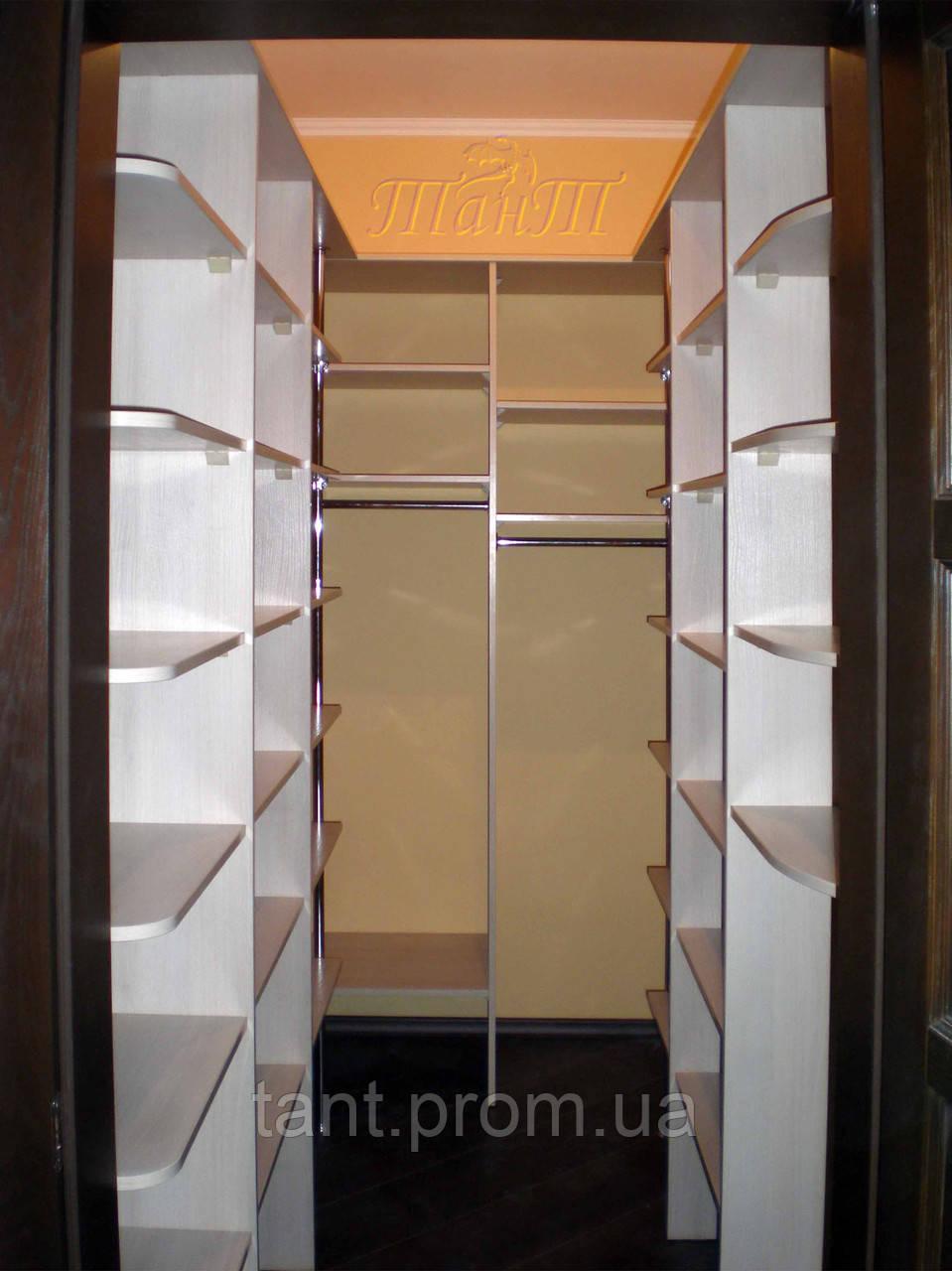 Фото Маленькая Гардеробная  Дизайн Спальни С Угловой Гардеробной
