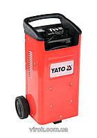Пуско-зарядное устройство для аккумуляторов 12/24 В YATO 20-600 Ач 40-240 А